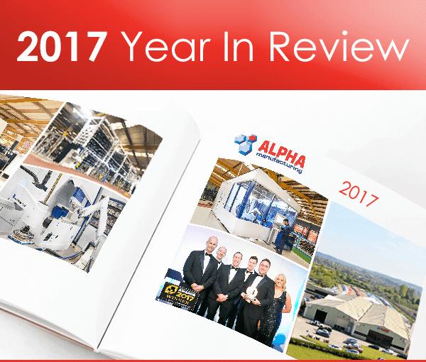 Alpha Manufacturing 2017