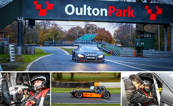 Oulton park images