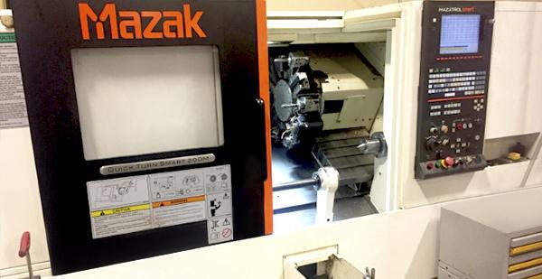 Mazak Quick Turn Machining Centre