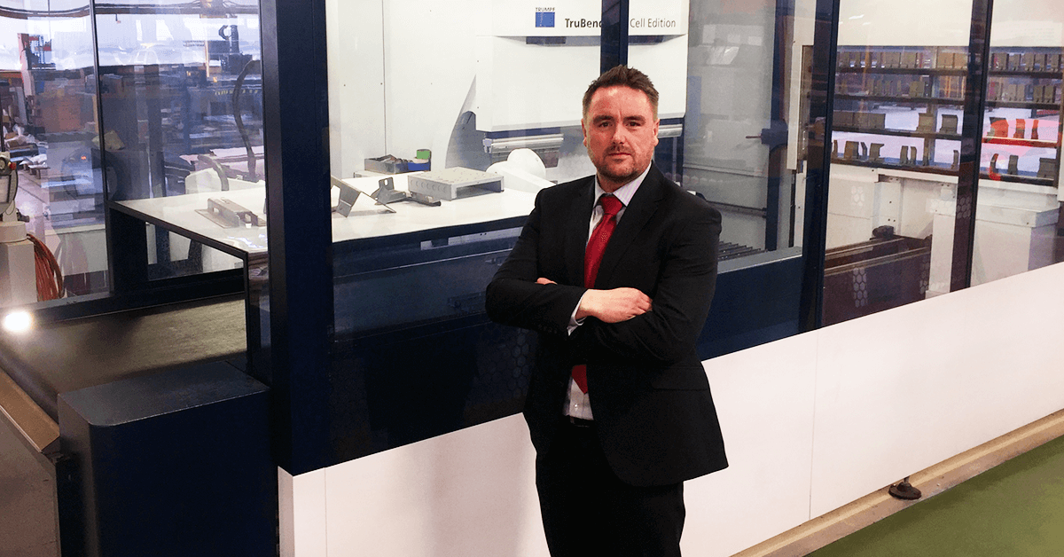 A New Era For Alpha Manufacturing As Paul Clews Appointed