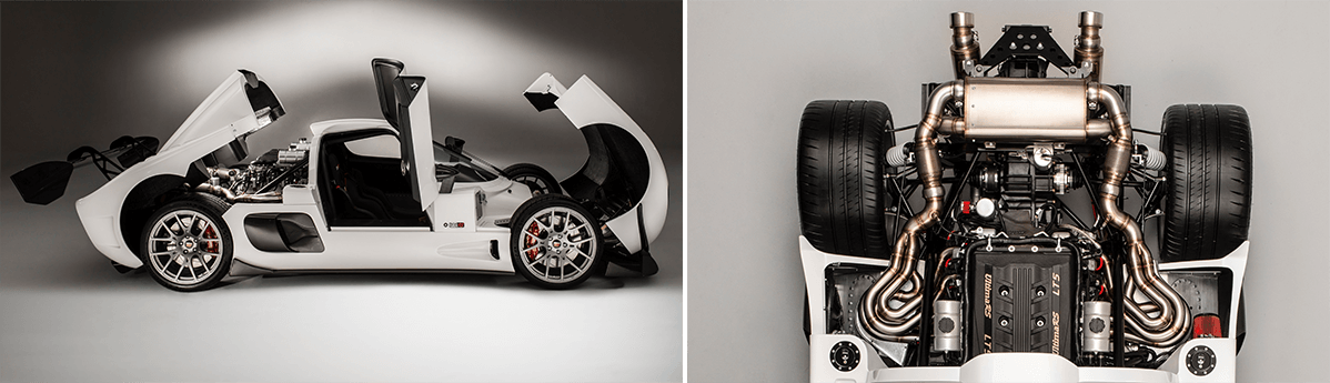 Alpha Apprenticeship kit car project